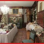 Mistletoe Magic – A Victorian Christmas party 2017
