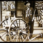 "The ""Custer"" Cannon & Joe Trax"