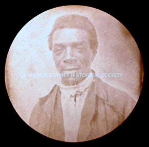 photo of John Harris one of the organizers of the original AME church