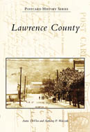book cover to lawrence county