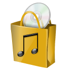 photo of audio cds