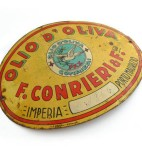 Imported Macaroni & Olive Oil circa 1911