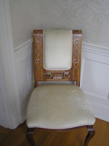 chair first floor
