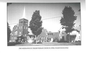 photo of neshannock presbyterian church circa 1999