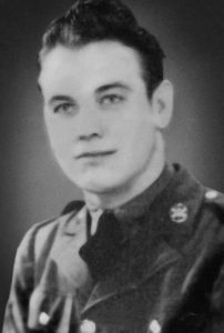 photo of wwii soldier robert harvey wilson