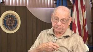 photo of war veteran