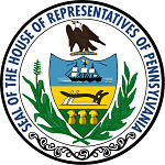 seal of the house of representatives of pennsylvania
