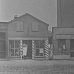 photo of william stewart's barbershop