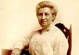photo of Suffrage Pioneer Pamphilia Hardman Phillips