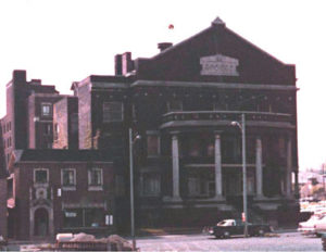 photo of the old elks building