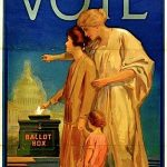 The 19th Amendment to the Constitution (Women's right to vote)