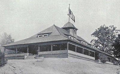 cascade park pavillon