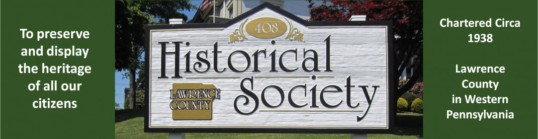 Lawrence County Historical Society