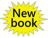 star burst with words new book
