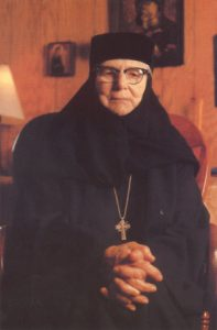 photo of mother alexandra