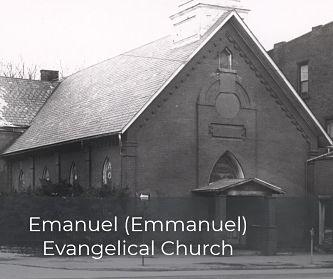 photo of emanuel evangelical church