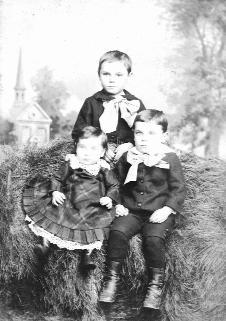 3 children of ira d sankey