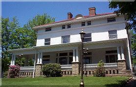 Clavelli mansion