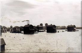 Mahoningtown Flood 1913