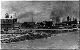 Carneigie Steel in New Castle PA