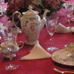 Victorian Tea in the Greer-Clavelli Mansion
