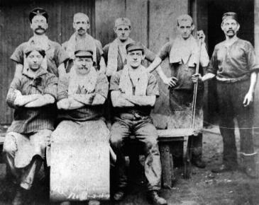 Tin Mill workers