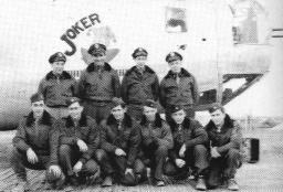 WWII bomber crew